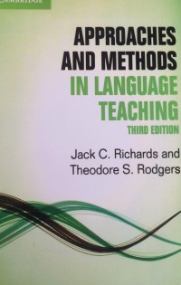 approaches &methods in language teaching