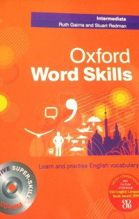 (oxford word skills (intermediate