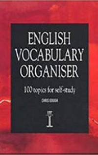 english vocabulary organizer