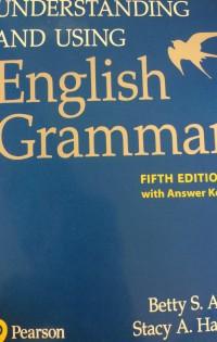 understanding &using english grammer