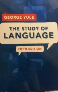 the study of language 5th edition