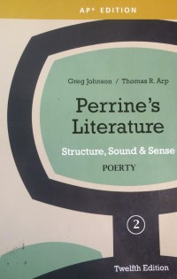 literature structure sound and sense POETRY  2