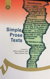 simple prose texts