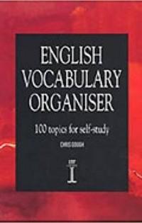 english vocabulary organizer